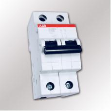 Автоматический выключатель ABB SH202L C50