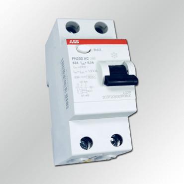 Устройство защитного отключения УЗО ABB FH202 AC-63/0,3