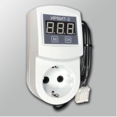 Измеритель - регулятор влажности и температуры ИРВИТ-2